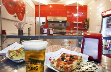 Fausto Pizza - Interno