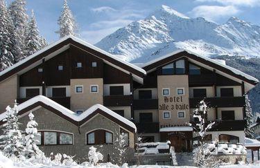 Hotel Alle Tre Baite - Esterno
