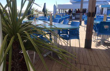 Spiaggia Marina Centro - Tavoli