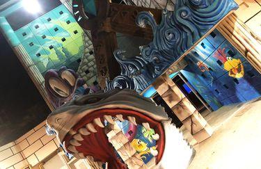 Atlantis - Interno