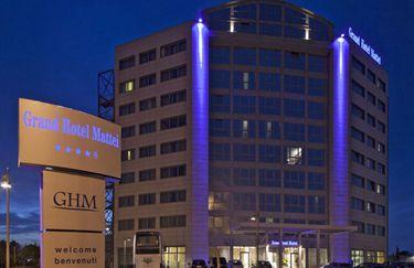 Grand Hotel Mattei - Esterno