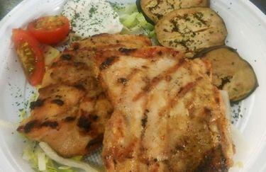 Ristorante Torre di Pita - Pollo alla Libanese