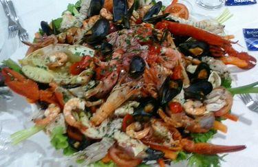 Trattoria Pizzeria 70 - Barca di Pesce