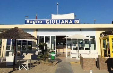 Bagno Italia e Giuliana - Esterno