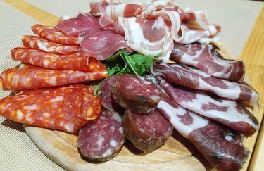 Osteria Borgo Marina - Tagliere