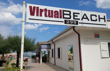 virtual beach - spiaggia