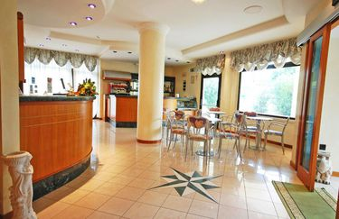 Hotel Maestrale - Sala bar