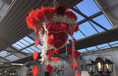 Garden Tisselli - San Valentino