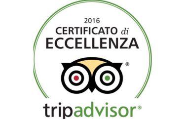 Il Ristorantino del Borgo - Certificato Tripadvisor
