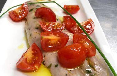 la nuova gradarina - piatto pesce