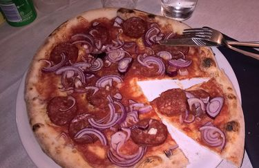 Puerto Svago - Pizza