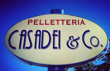 Pelletteria Casadei - Cartello