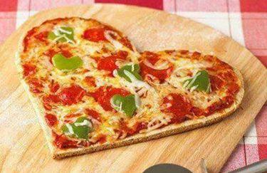 Coupon 1/2 metro di Pizza Tondo da asporto da Punto Pizza a Ravenna