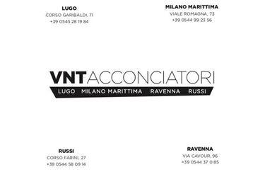 VNT Acconciatori & Estetica - Logo