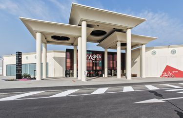 Romagna Shopping Valley - Ingresso