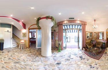 Hotel Edy - Ingresso