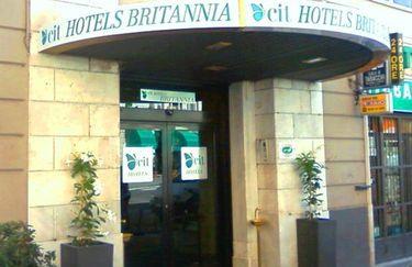 Hotel Britanni - Ingresso