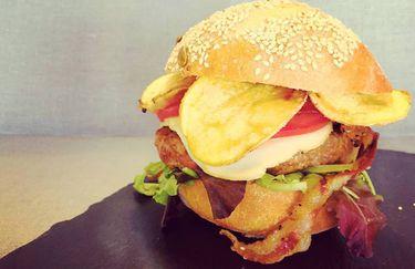 Gourmet Street Food - Burger