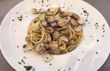 Bagno 203 - Spaghetti Vongole
