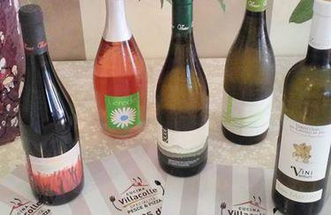 Ristorante Villacolle - vino