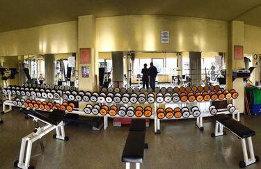 Cef gym palestra 3
