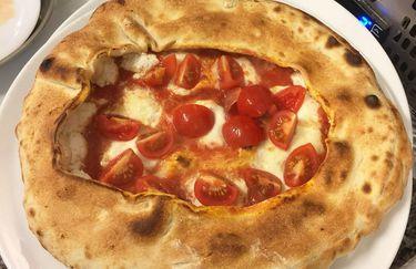 Ristorante La Puraza - Pizza con Cornicione Alto