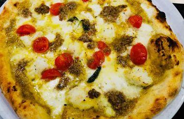 Pizzeria Il Portico - Pizza Baccala