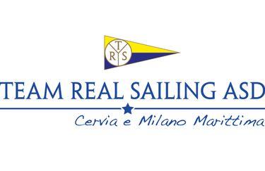 Real Sailing - Logo Team Sailing
