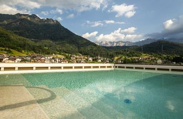 Hotel Brunet Family e Spa - Piscina Esterna