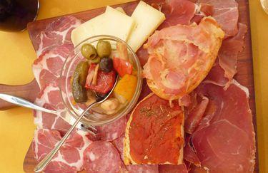 Osteria Santa Marina - Tagliere