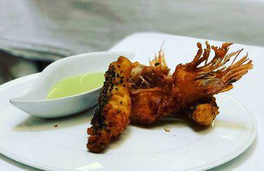 ristorante da matteo - piatto pesce