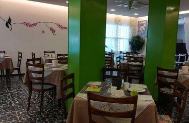 Hotel Nuova Riccione - Sala Colazione