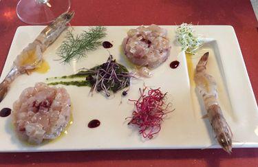 Restaurant Kilometro 25 - Pesce