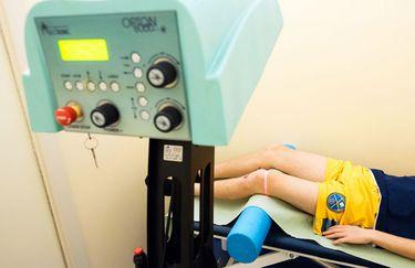 Poliambulatorio L'Eau - Laserterapia