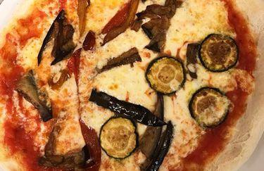 Ristorante La Puraza - Pizza Ortolana