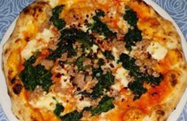 Pizzeria Il Portico - Pizza ai Friarielli