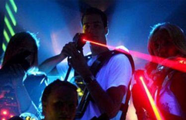 Laser Games Rimini - Giocatori