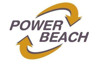 Powerbeach - Beach Volley Logo