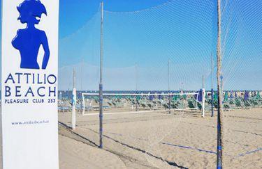 Bagno Attilio - Campo Beach