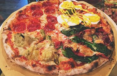 Al Bistrot Food and Drink - Pizza