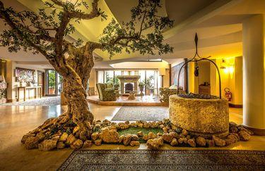 Grand Hotel Assisi - Interno