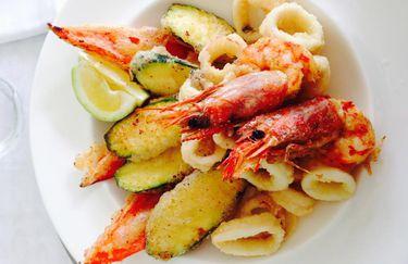 ristorante paradiso - fritto pesce