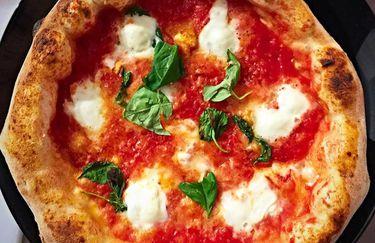 Pizzeria Margheri - Pizza Margherita