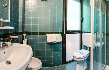 Hotel Cristallo bagno