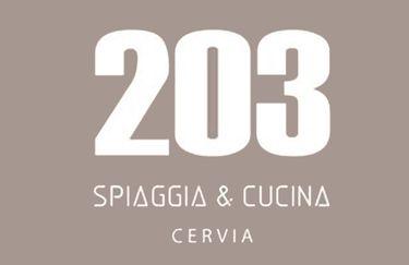 Bagno 203 - Logo