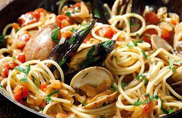 Hotel Tampico - Spaghetti