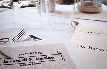 Casa di San Martino tavolo 2