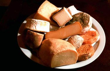 Le Maschere formaggi