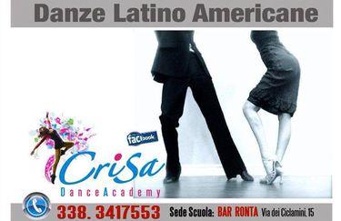 Crisa Dance Academy - latino americano