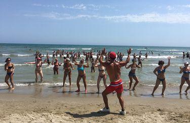 Lamby's Beach 93 - Fitness